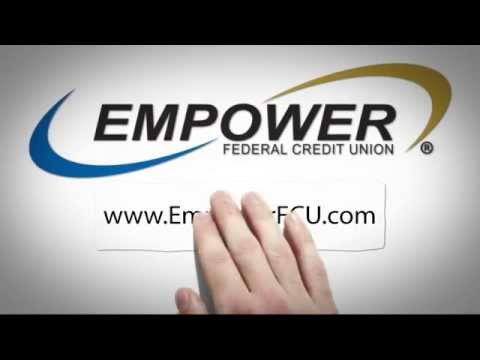 """Empower Federal Credit Union """"Auto Loan Rate"""""""