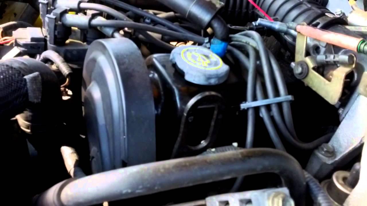 1994 ford ranger wont start [ 1280 x 720 Pixel ]