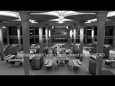 ARCHICAD — A 3D architectural BIM software for design & modeling
