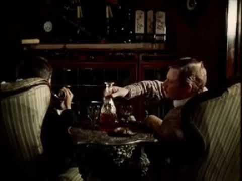 "Увертюра "" У камина.Шерлок Холмс и доктор Ватсон."""
