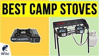 10 Best Camp Stoves 2020