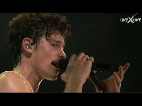 Shawn Mendes Use Somebody/Treat You Better live 2018