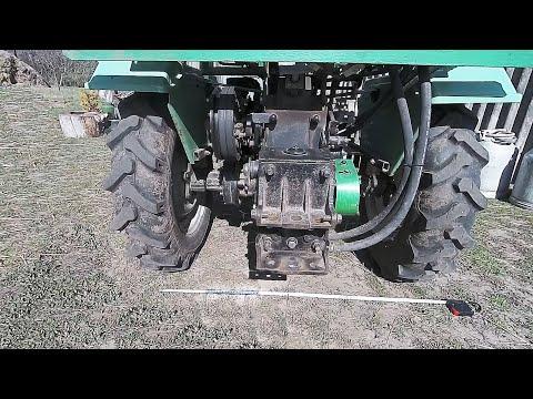 Какая колея моего трактора и с каким междурядьем садим картошку?