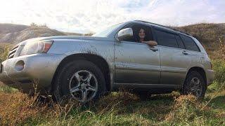 Коротко про Toyota Highlander (Тойота Хайлендер)