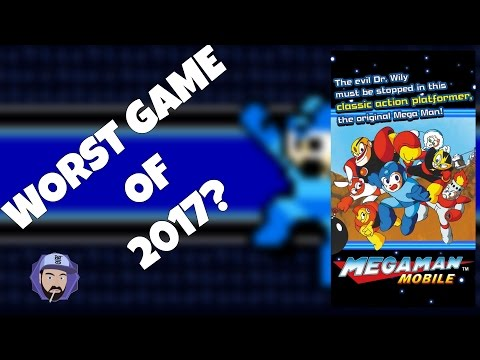 Worst Game of 2017? – Mega Man Mobile Review | RGT 85