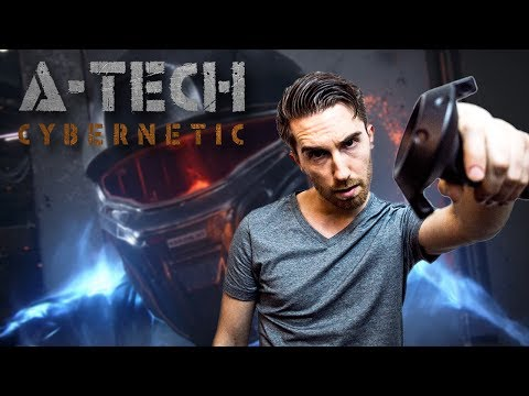 DESTROY THEM THINGS! | A-Tech Cybernetic - HTC Vive Gameplay