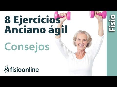 8 consejos para ser un anciano agil y con buena condición física