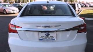 2012 Chrysler 200 LX in Lancaster, CA 93534