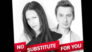 Bobina feat. Betsie Larkin - No Substitute For You (Original mix)