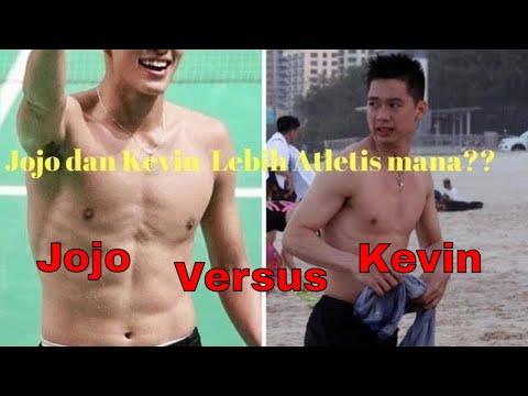 WOW! Atletis Mana?? Jonathan Christie Atau Kevin Sanjaya ???