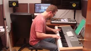 Super Mario Medley On 8 Bit Keyboard Synthesizer