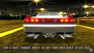 The Fast and the Furious - PSP Gameplay HD