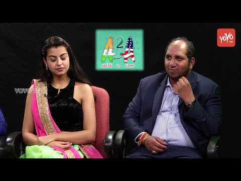 A2A (Ameerpet 2 America ) Telugu Movie Team Ugadi Special Chit Chat | Tollywood | YOYO TV Channel
