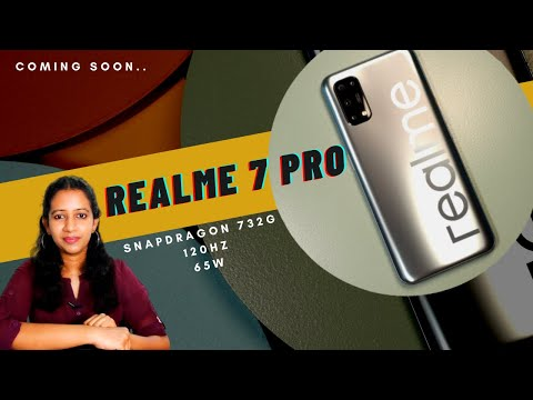 Realme 7 Pro Launch, SD732G, 65W | Realme 7i MTK G95 | Realme 7 Series What To Expect ?