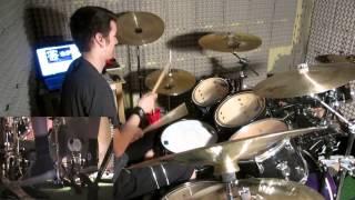 Amon Amarth - Deceiver of the Gods - Drum Cover by Jonatan Ersarp
