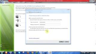 How to lock your hard drive with password