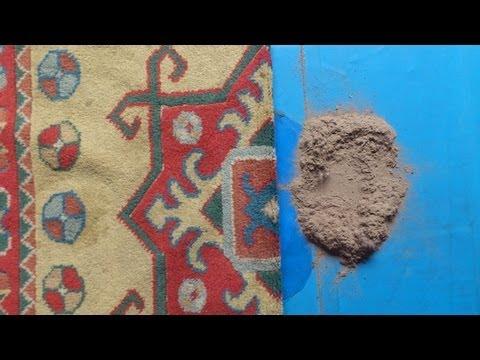 Tutorial marlon como lavar alfombras con bajo presupuesto - Como limpiar una alfombra en seco ...