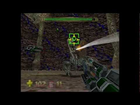 Turok 2 - Seeds of Evil: Level 5 - Part 2/2 [HD]