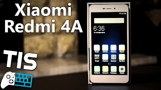 Xiaomi Redmi 4A - Unboxing & Hands On (Greek)