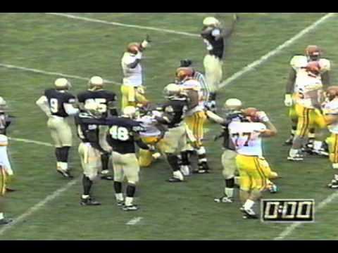 #5 USC vs. #17 Notre Dame - 1995