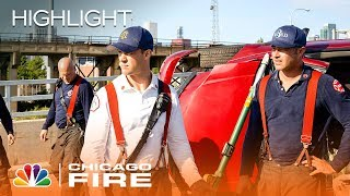 Wreck Chaser - Chicago Fire (Episode Highlight)