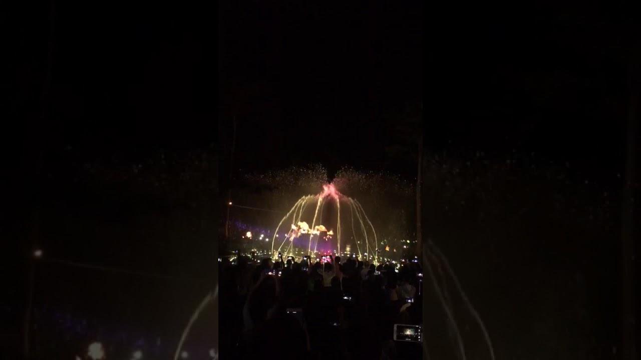 Wisata Malam of Light Kaliurang Yogyakarta - YouTube