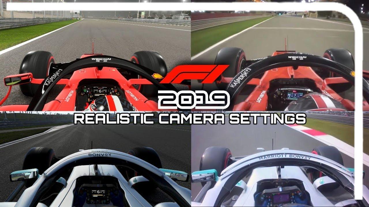 F1 2020 setup
