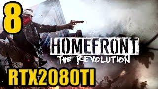 Homefront The Revolution Gameplay Walkthrough Part8 RTX 2080TI (1080p60FPS)
