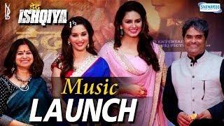 Dedh Ishqiya Music Launch - Madhuri - Huma - Vishal Bhardwaj - Rekha B - Abhishek Chaubey