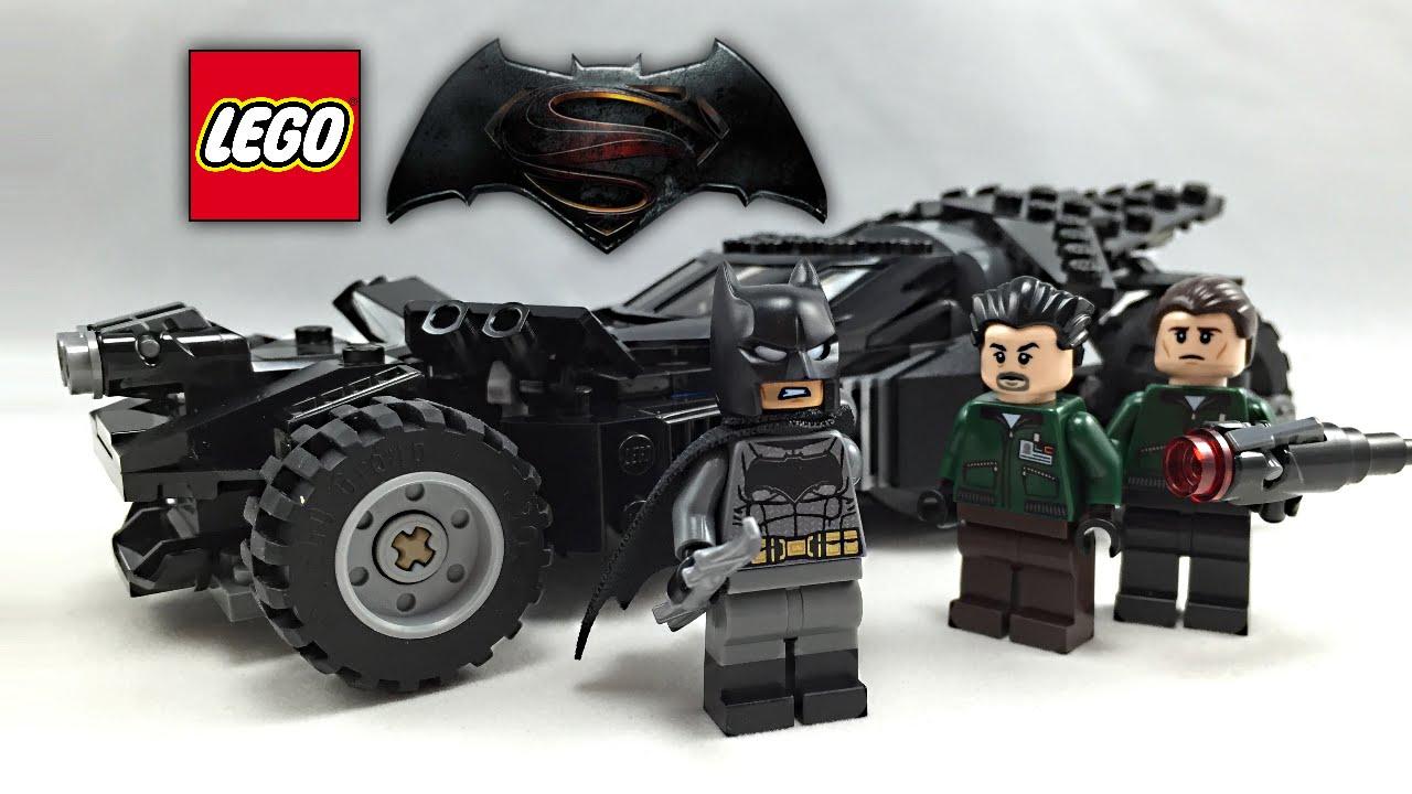 lego batman v superman batmobile set review 76045 youtube. Black Bedroom Furniture Sets. Home Design Ideas