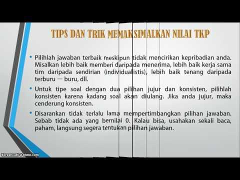 4  Strategi TKP