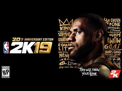 NBA 2K19 Trailer And New Details - Prelude Release Date!