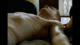 Hayden Christensen torse nu (shirtless)