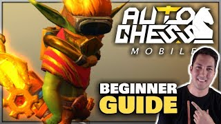 Auto Chess Mobile Beginner Guide | Claytano Auto Chess Mobile 1