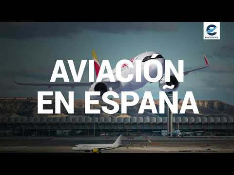 ¿Cómo se está recuperando la aviación en España?