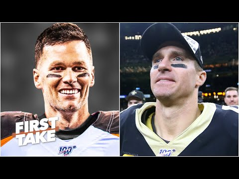 First Take Debates The Most Impactful QBs In The NFC South