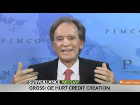 Bill Gross On How Fed Policy May Destroy Credit Creation