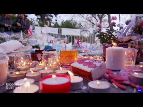 Hope In The Streets Of Paris After Attacks