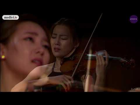 Clara-Jumi Kang: Chausson, Poème, Op. 25