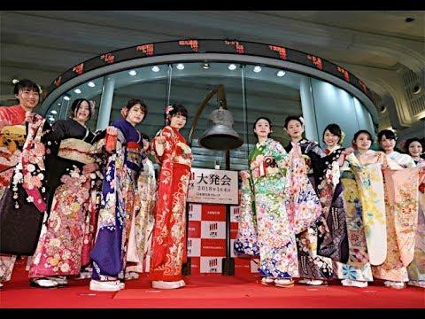 東京株年始、26年ぶり高値-大発会