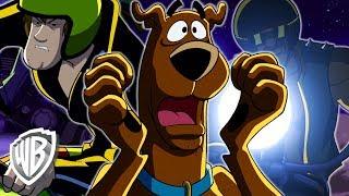 Scooby-Doo! en Français | Course-poursuite en moto avec le Phantosaure | WB Kids