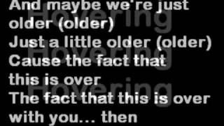 Miley Cyrus Hovering lyrics video
