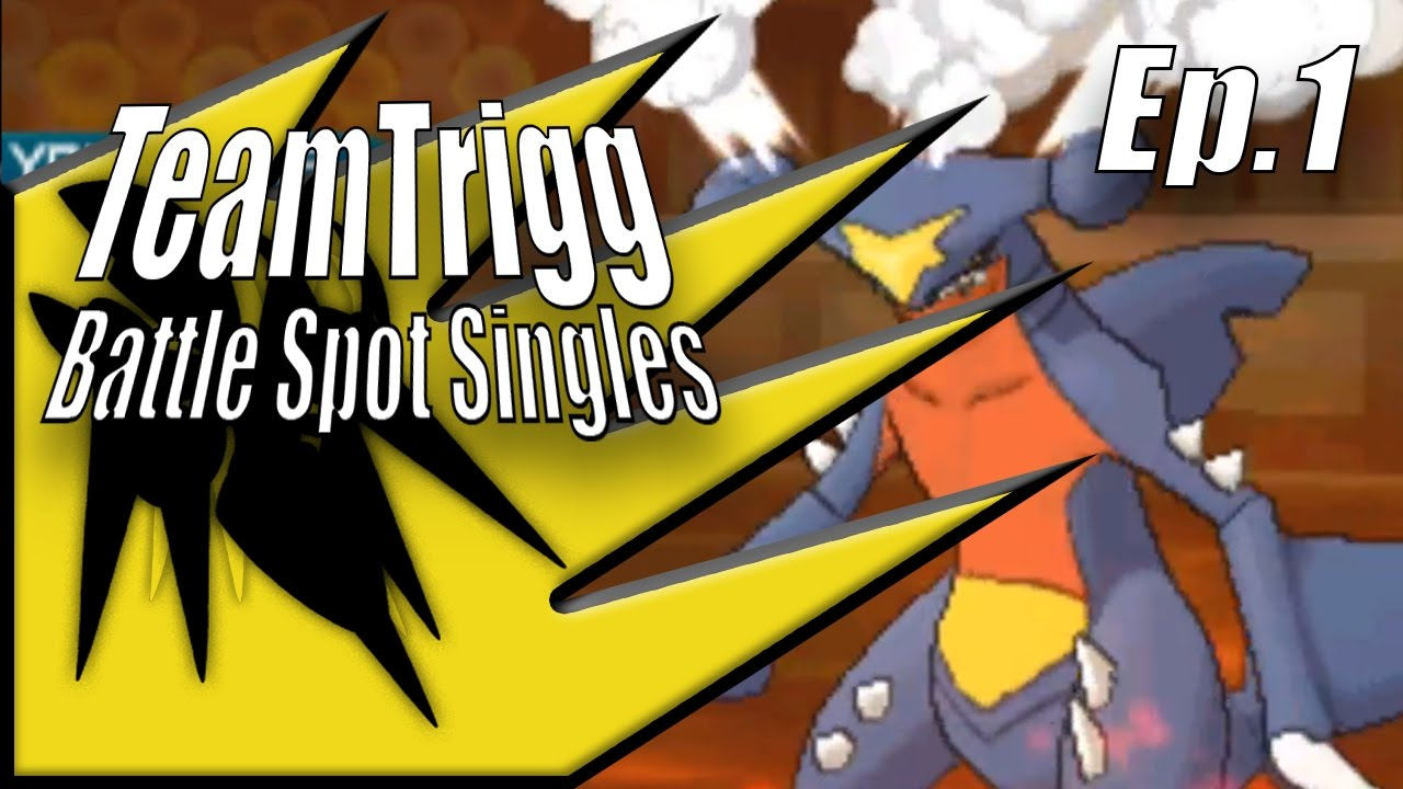TeamTrigg Battle Spot Singles Ep.1: Tickle Tackle - YouTube