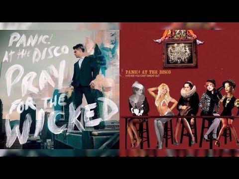 I write sins, say amen (Mashup) - Panic! at the Disco