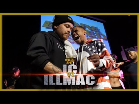 JC VS ILLMAC RAP BATTLE - RBE