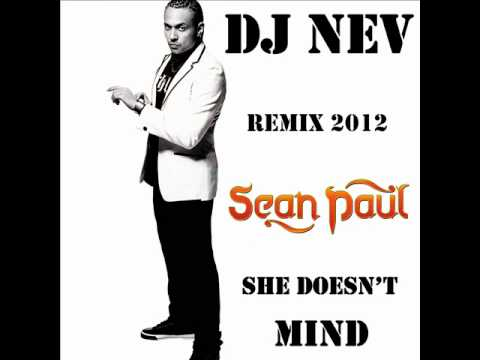 sean paul she doesn 39 t mind dj nev remix 2012 wmv youtube. Black Bedroom Furniture Sets. Home Design Ideas
