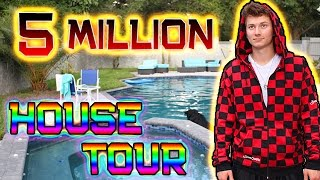 5 MILLION SUBSCRIBERS THANK YOU + HOUSE TOUR! (Bajan Canadian)