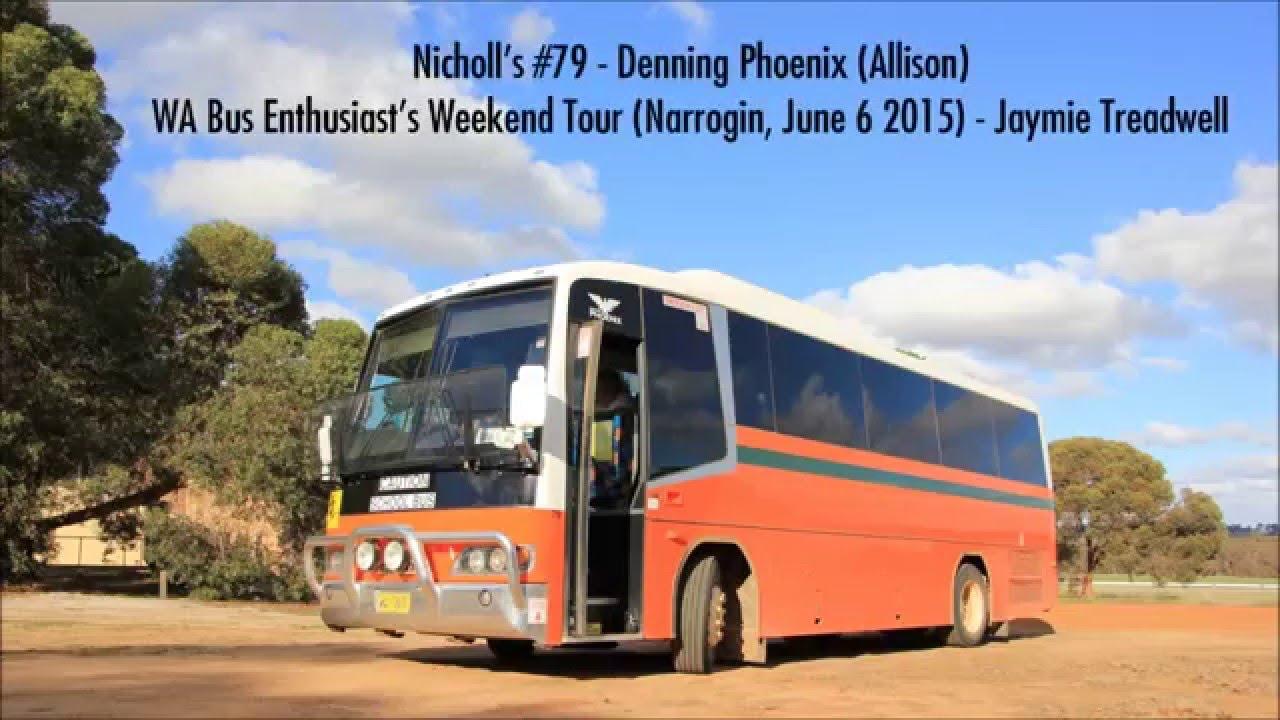 Denning double decker for sale - Nicholl S Bus Coach 79 Denning Phoenix Allison