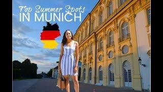 TOP 10 SUMMER SPOTS IN MUNICH