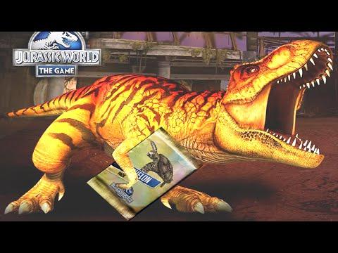 Final Day ArcheLon Tournament Pack - Jurassic World The Game